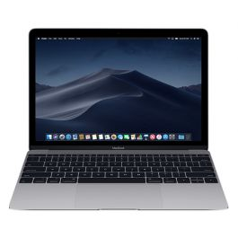 MacBook Retina: 256 GB - Space Gray