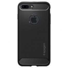 Spigen Rugged Armor ovitek za iPhone 8+/7+ - črna