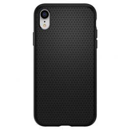 Spigen Liquid Air ovitek za iPhone XR - črna