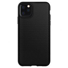 Spigen Liquid Air ovitek za iPhone 11 Pro Max - črna