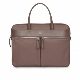 Knomo HANOVER Slim Briefcase 14inch - Fig