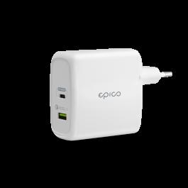 EPICO 60W PRO USB-C PD in USB-A QC 3.0 polnilec