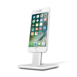 TwelveSouth HiRise 2 stojalo za iPhon in iPad mini - Srebrna
