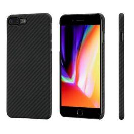 Pitaka Aramid ovitek za iPhone 8+/7+ - sivo črna