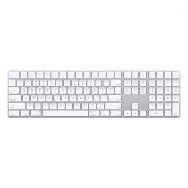 Apple Magic Keyboard z numeričnim delom - slovenska