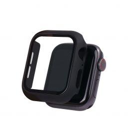 Next One Glass Case za Apple Watch 40 mm - črna
