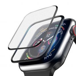 Next One zaščitno steklo za Apple Watch 40 mm - matirano