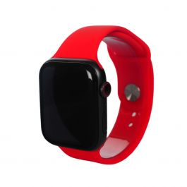 Next One Apple Watch pašček: Sport Band 38/40mm - rdeča