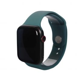 Next One Apple Watch pašček: Sport Band 38/40mm - Pine Green