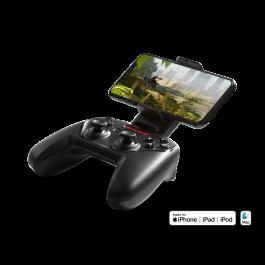SteelSeries Nimbus+ Brezžični igralni plošček z nastavkom za iPhone