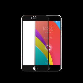 EPICO 3D+ zaščitno steklo za iPhone 6 Plus/6S Plus/7 Plus/8 Plus  - črna