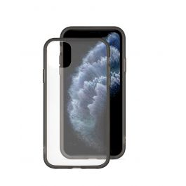 EPICO GLASS CASE iPhone 11 Pro Max - prozorna/črna