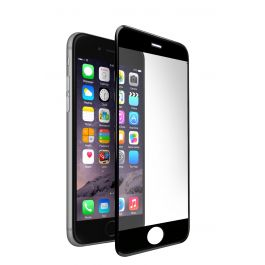 NEXT 3D zaščitno steklo za iPhone 6 Plus / 6s Plus / 7 Plus / 8 Plus - Črna