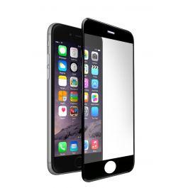 Next One 3D zaščitno steklo za iPhone SE - črna
