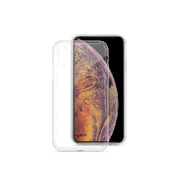 EPICO HERO CASE for iPhone Xs Max - transparent
