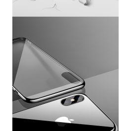 EPICO HERO ovitek za iPhone Xʀ - prozorna