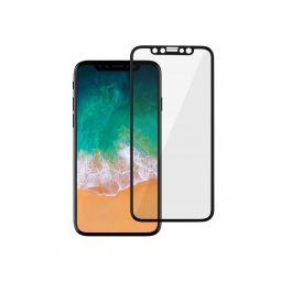 EPICO 3D+ zaščitno steklo za iPhone X in XS - črna