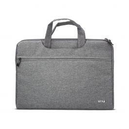 iSTYLE HANDBAG FOR MACBOOK 15/16 - dark grey (inner velvet)