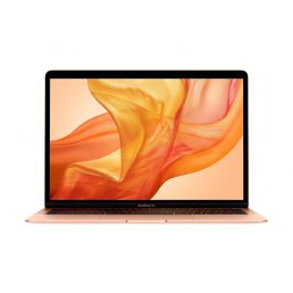 MacBook Air Retina: 128 GB - Gold