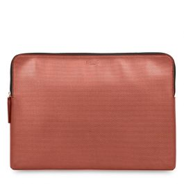 Knomo EMBOSSED Sleeve for MacBook Pro 15 - Copper