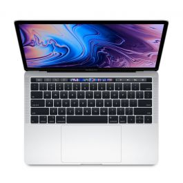 MacBook Pro 13 Touch Bar: 256 GB - srebrni
