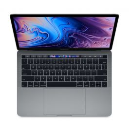 MacBook Pro 13 Touch Bar: 512 GB - vesoljno sivi