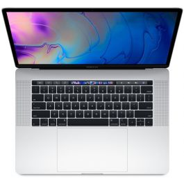 MacBook Pro 15 Touch Bar: 6-jedrni, 256 GB - srebrni