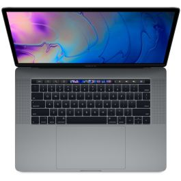 MacBook Pro 15 Touch Bar: 256 GB Space Gray