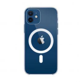 Apple ovitek za iPhone 12/12 Pro z MagSafe - prozorna