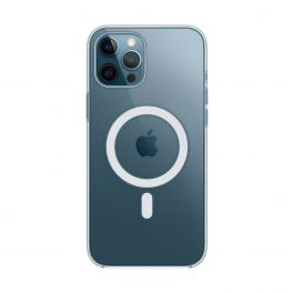 Apple ovitek za iPhone 12 Pro Max z MagSafe - prozorna