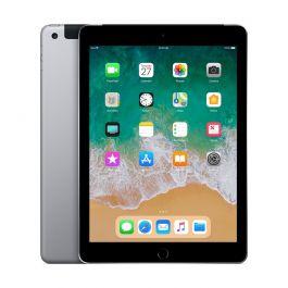 iPad Wi-Fi + Cellurar 128 GB - vesoljno siva - Odprta embalaža