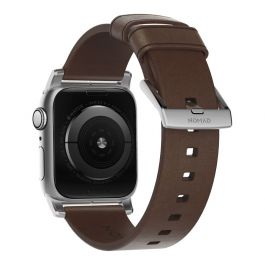 Nomad usnjeni pašček za Apple Watch 44/42 mm