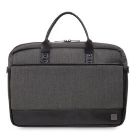Knomo PRINCETON Laptop Brief za MacBook Pro 15 Retina - Siva