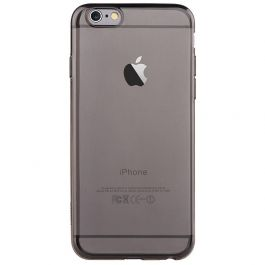 DEVIA Naked Case for iPhone 6/6s Plus - Black