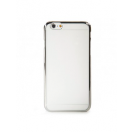 Tucano Elektro snap case for iPhone 6 Plus - Srebrna