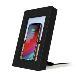 TwelveSouth PowerPic brezžični polnilec in okvir za fotografije