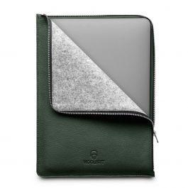 Woolnut Leather Folio za MacBook Pro 15 - zelena