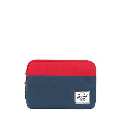 Herschel - Anchor sleeve for MacBook 12 - Navy/Red