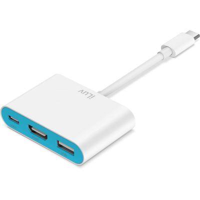 iLuv USB Type-C Digital AV Multiport Adapter