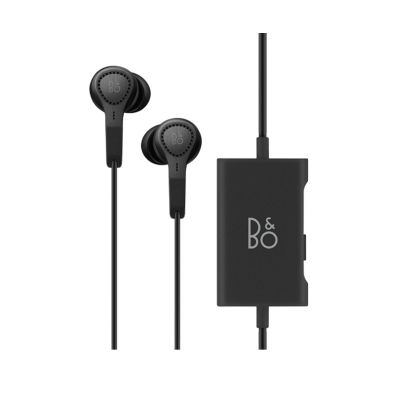 B&O PLAY - Beoplay E4 Earphones - Black