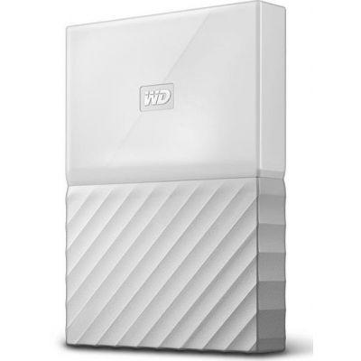 WD - My Passport zunanji trdi diski USB 3.0 - 1 TB - White