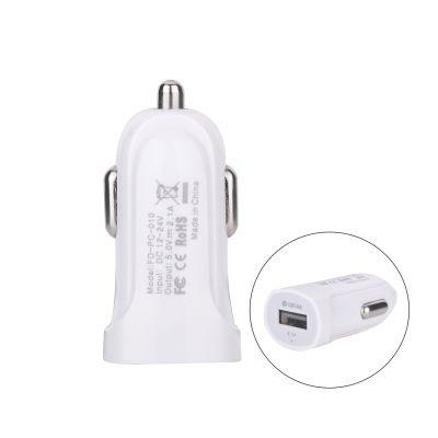 DEVIA Smart USB Car Charger 2.1A - 1x USB