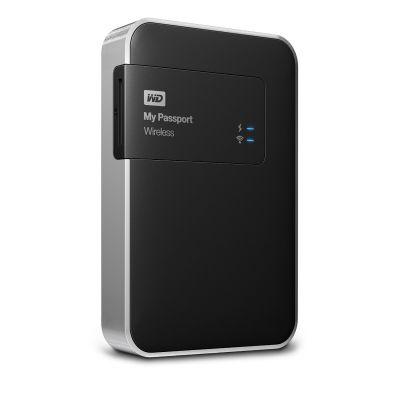 WD My Passport zunanji disk Wireless 1 TB USB 3.0