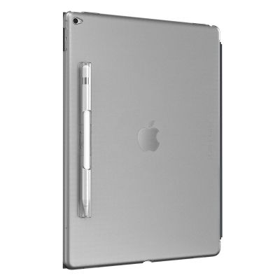 "SWITCH EASY Coverbuddy Case for iPad pro 12.9""- Translucent Clear"