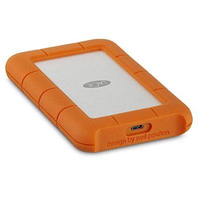 Lacie 2TB Rugged Secure USB 3.1 tip C z Rescue storitvijo