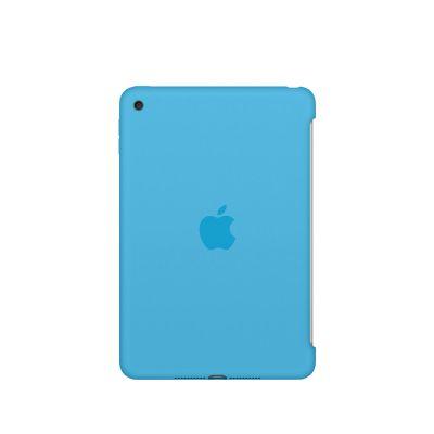 iPad mini 4 Silicone Case - Blue