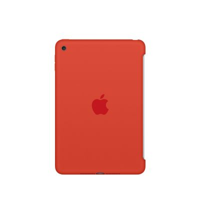 iPad mini 4 Silicone Case - Orange
