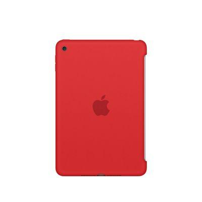 iPad mini 4 Silicone Case - Red