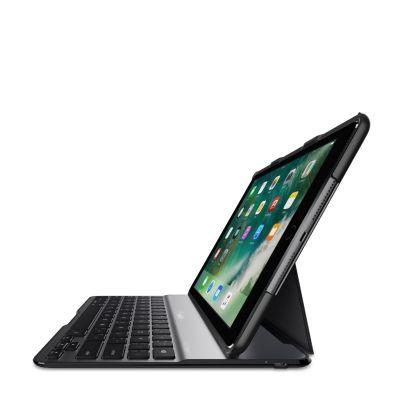 """Belkin QODE Ultimate Lite Keyboard ovitek za iPad 9.7"""" (5. in 6. generacija) - Črna"""