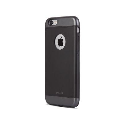 Moshi iGlaze za iPhone 6 - Graphite Black